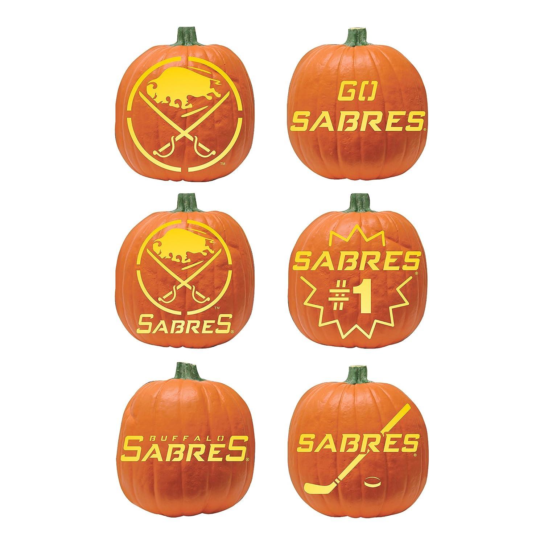 Amazon NHL Buffalo Sabres Pumpkin Carving Kit Sports Outdoors
