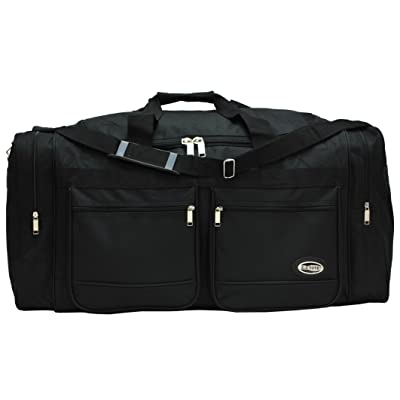 30-Inch Two-Tone Sports Duffel Bag/Travel Duffel/in 3 Colors