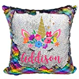 Personalized Mermaid Reversible Sequin