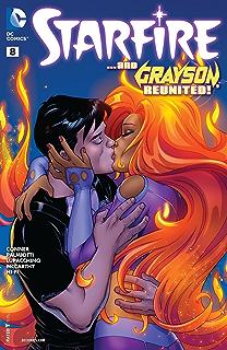 Starfire 2015 2016 8 Graphic Novel