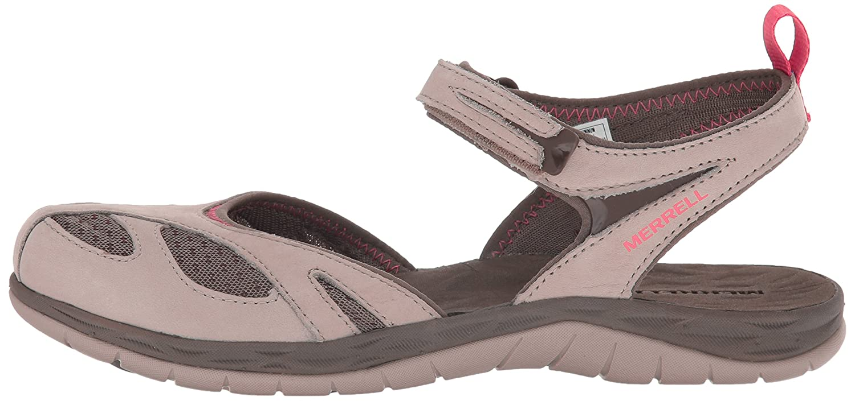 Merrell Women's Siren Wrap 5 Q2 Athletic Sandal B01HH8ME7E 5 Wrap B(M) US|Aluminum e298f0