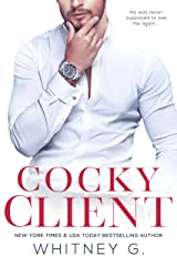 Cocky Client (Steamy Coffee Reads Collection Book 3) Kindle Edition