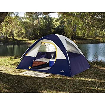 Northwest Territory Rio Grande Quick Camp Tent 10 ...