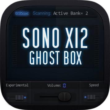 Sono x12 Spirit Box