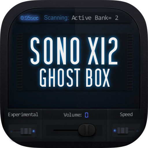 Sono x12 spirit box appstore for android for Spirit box app android