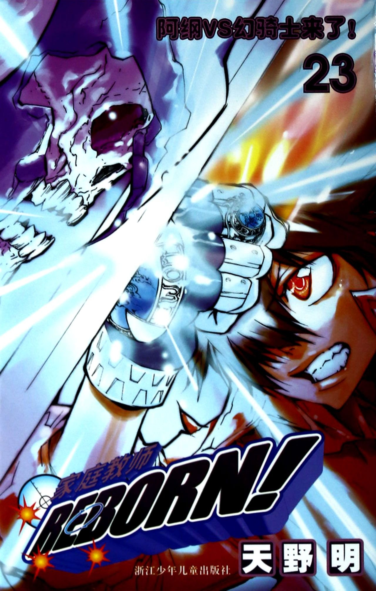 hitman reborn tsuna vs