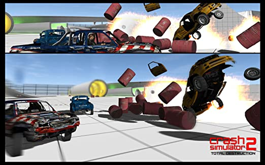 Amazon Com Car Crash 2 Appstore For Android