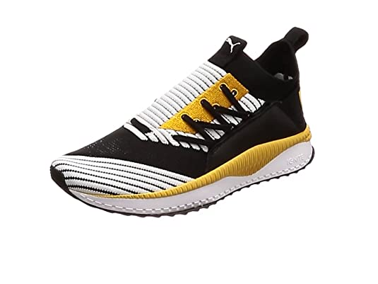 Puma Unisex Erwachsene Tsugi Jun White Sneaker, Schwarz