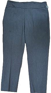 e84863bb7a9 Terra   Sky Grey Heather Petite Plus Size Generous Fit Millennium Pant