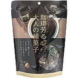 トーノー じゃり豆コーヒー味 80g×5袋
