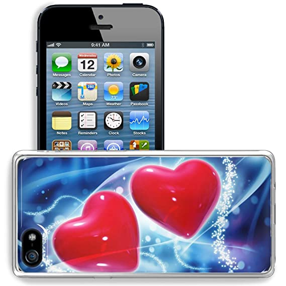 Amazon Luxlady Apple Iphone 55s Clear Case Soft Tpu Rubber