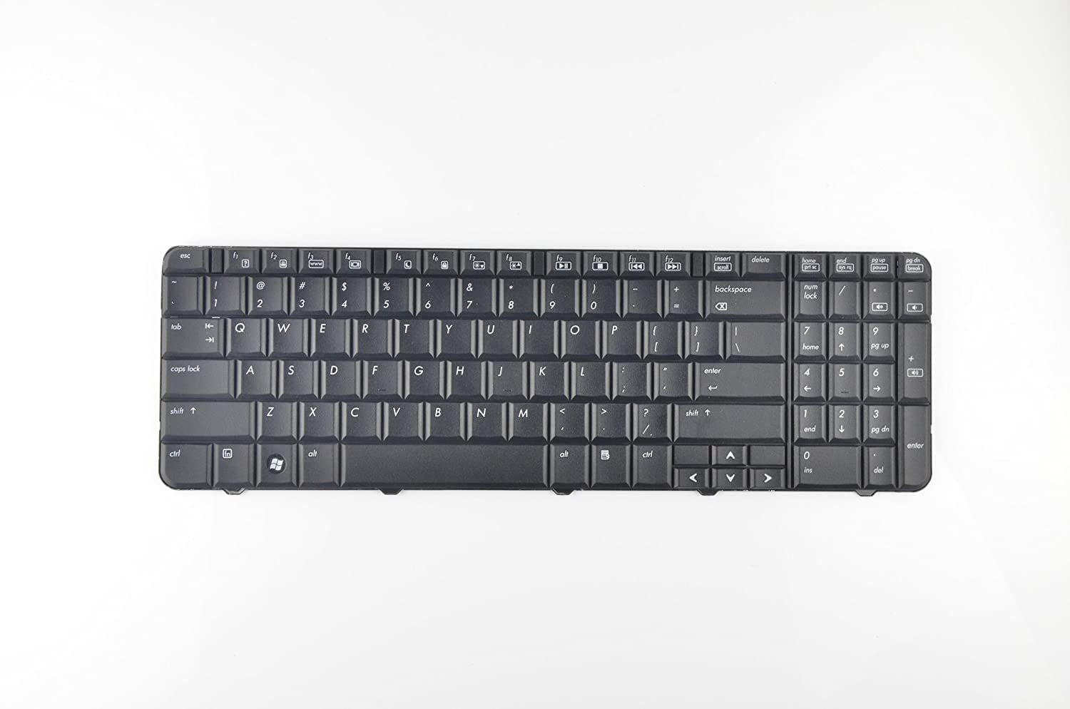 Amazon.com: Generic OEM NEW Replacement HP Compaq CQ60 CQ60Z G60 G60T  Keyboard 100% compatible: Computers & Accessories
