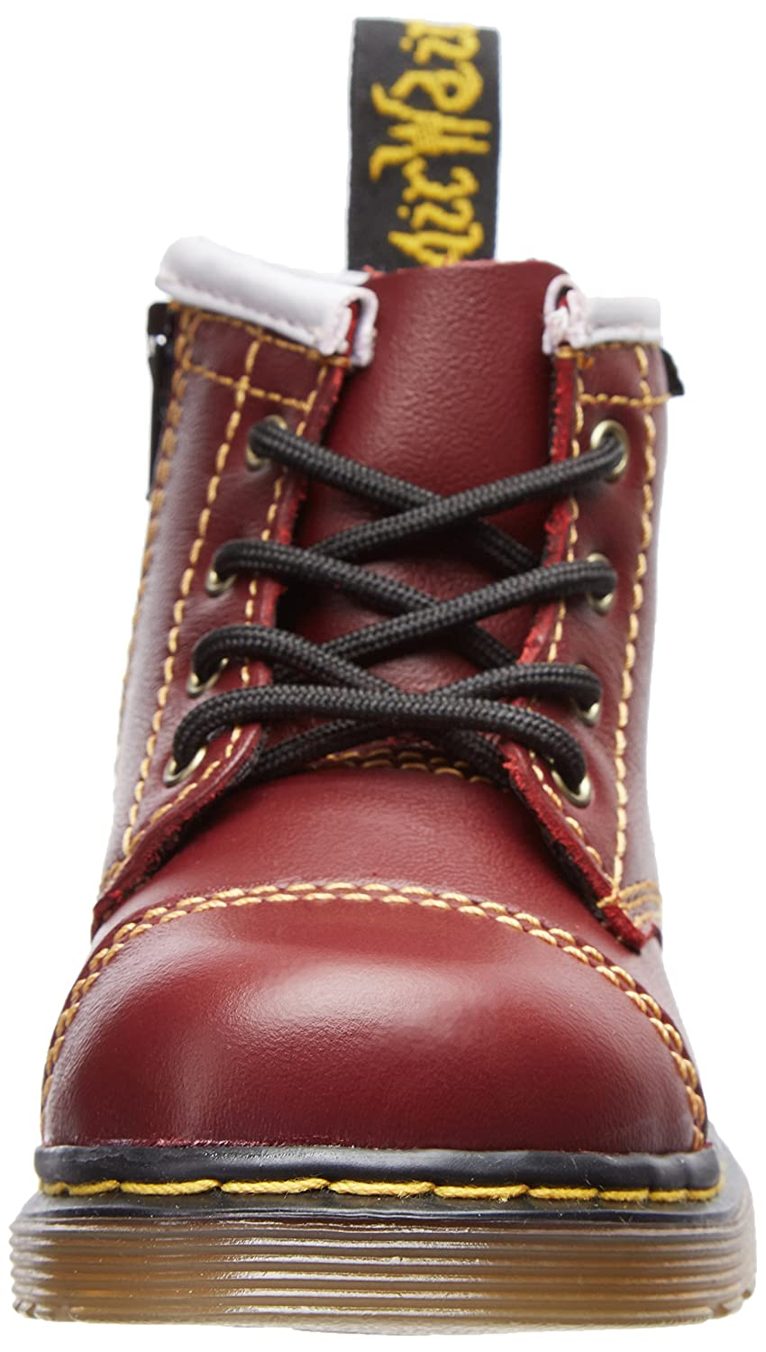 Dr. Martens Buster B Boot (Toddler/Little Kid/Big Kid),Cherry Red,5 UK(6 M  US Toddler): Amazon.ca: Shoes & Handbags