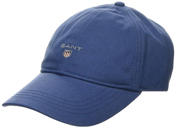 Gant Twill Cap Gorra de béisbol para Hombre: Amazon.es: Ropa y ...