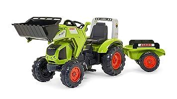 Falk Claas 1011AM - Juguetes de Montar (Pedal, Tractor, 3 año(s