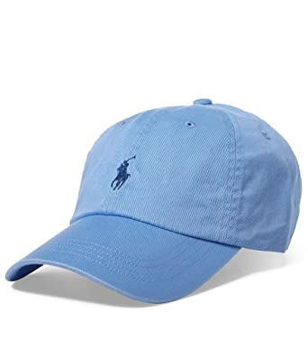 bd455820c76df Polo Ralph Lauren Men's Classic Baseball Cap (One Size, Blue(3012 ...