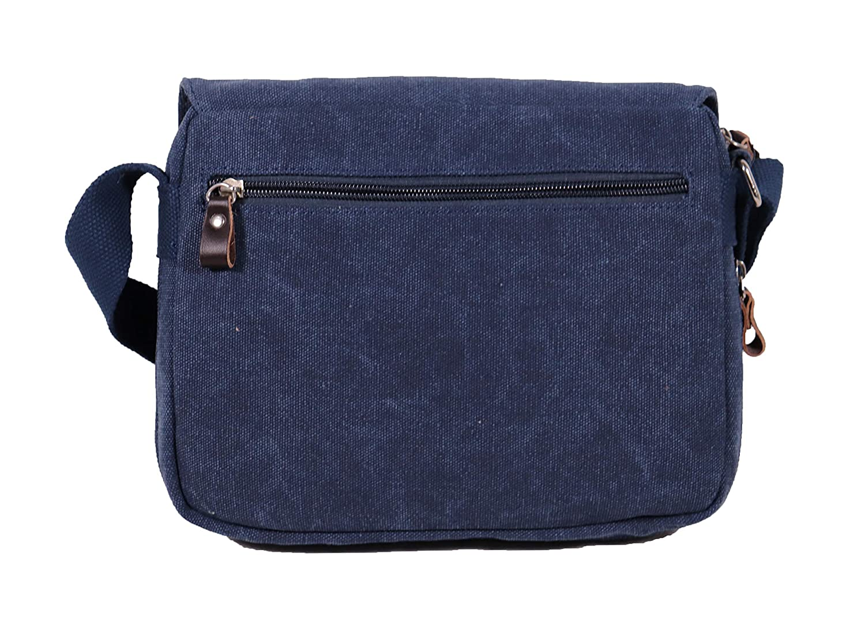 Katana petit sac besace toile garni cuir r/éf 6514 CADEAU SURPRISE