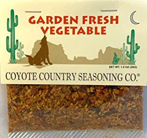 Coyote Country's Garden Vegetable Dip Mix (3 Pack)