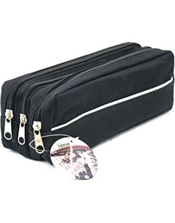 dd0534b1137b Pencil Cases: Stationery & Office Supplies: Amazon.co.uk