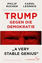 "Trump gegen die Demokratie – ""A Very Stable Genius"" (German Edition) Kindle Edition"