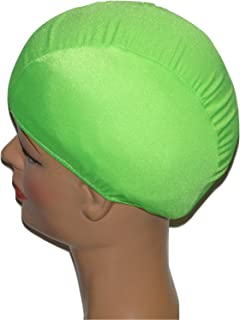 product image for Toddler Neon Green Lycra Swim Cap