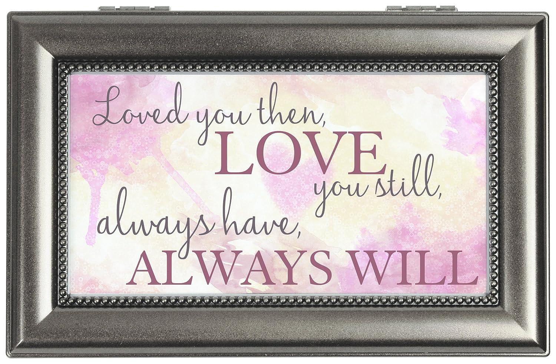 【60%OFF】 Carsonホームアクセント音楽ボックス Then、Loved You You Then B016OZ2IJA, 管工機材専門店:1e94a492 --- arcego.dominiotemporario.com