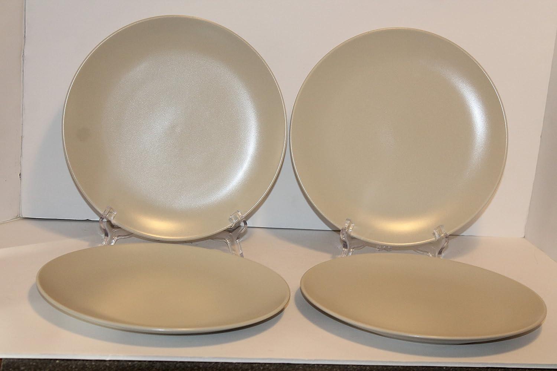 Amazon com | Ikea Dinera Beige Sweden Dinner Plates SET/6