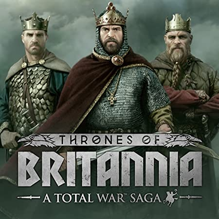 Total War Saga: Thrones of Britannia -Pre-Purchase [Online Game Code]