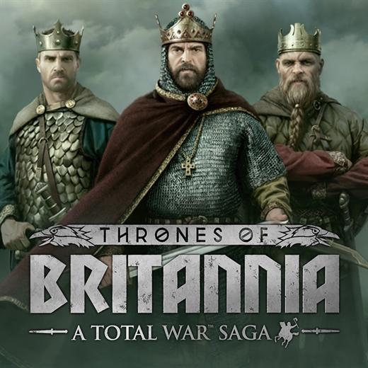 Britannia Games - Total War Saga: Thrones of Britannia [Online Game Code]