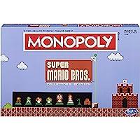 Juego de Mesa Monopoly: Super Mario Bros Collector's Edition (Exclusivo de Amazon)