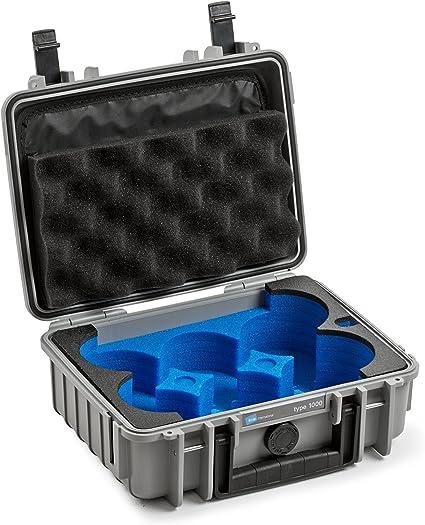 B W Outdoor Cases Typ 1000 Für 6 Boulekugeln Und 2 Kamera