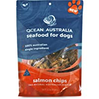 Salmon Chips Seafood for Dogs (Treats) 113g/4 oz