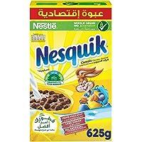 Nesquik Nestle Nesquik Chocolate Breakfast Cereal Pack - 625g
