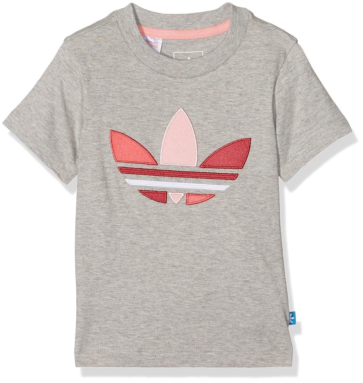 adidas Children's Baby Trefoil T-Shirt adidas Originals ADIEY|#adidas S95992