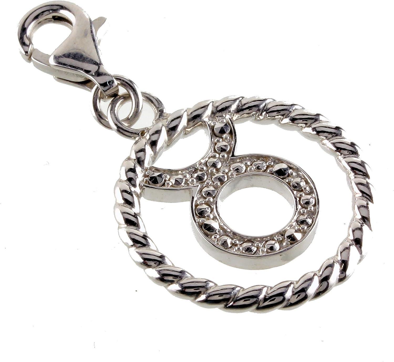 CORNELIA BECHTOLD Damen-Halskette Sterling Silber 925 rhodiniert