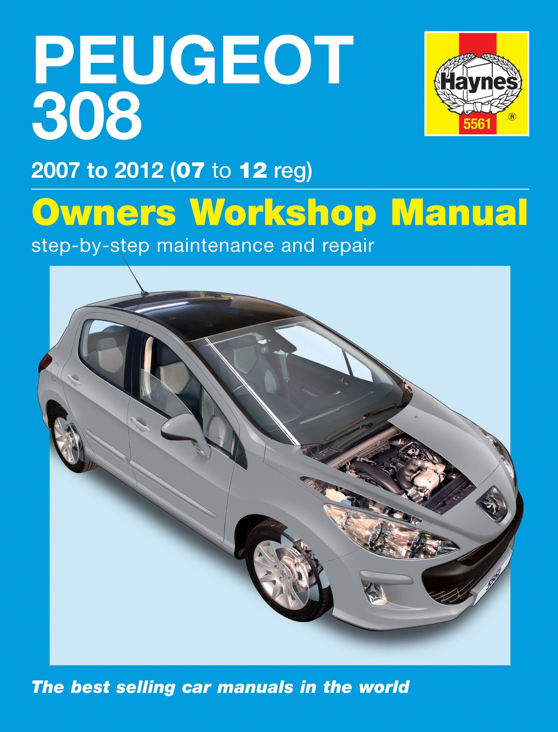 PEUGEOT 308 Petrol & Diesel 07-12: Amazon.co.uk: Haynes ...