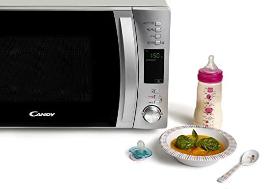Candy CMXG 25DCS Microondas con Grill y Cook in app, 25L, 40 ...