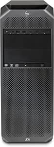 HP 1WU32UT Workstation Z6 G4 - MT - 4U - 1 x Xeon Gold 5122/3.6 GHz - RAM 16 GB - SSD 256 GB Z Turbo Drive - DVD-Writer -