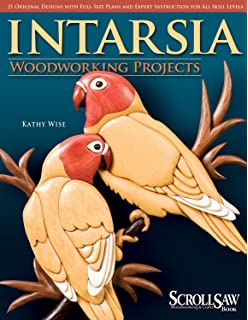 Intarsia Woodworking For Beginners Skill Building Lessons