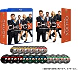 CHUCK/チャック <シーズン1-5> ブルーレイ全巻セット(17枚組) [Blu-ray]