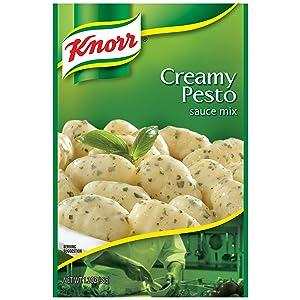 Knorr Pasta Sauce Mix Pasta Sauce Mix, Creamy Pesto 1.2 oz (Pack of 12)