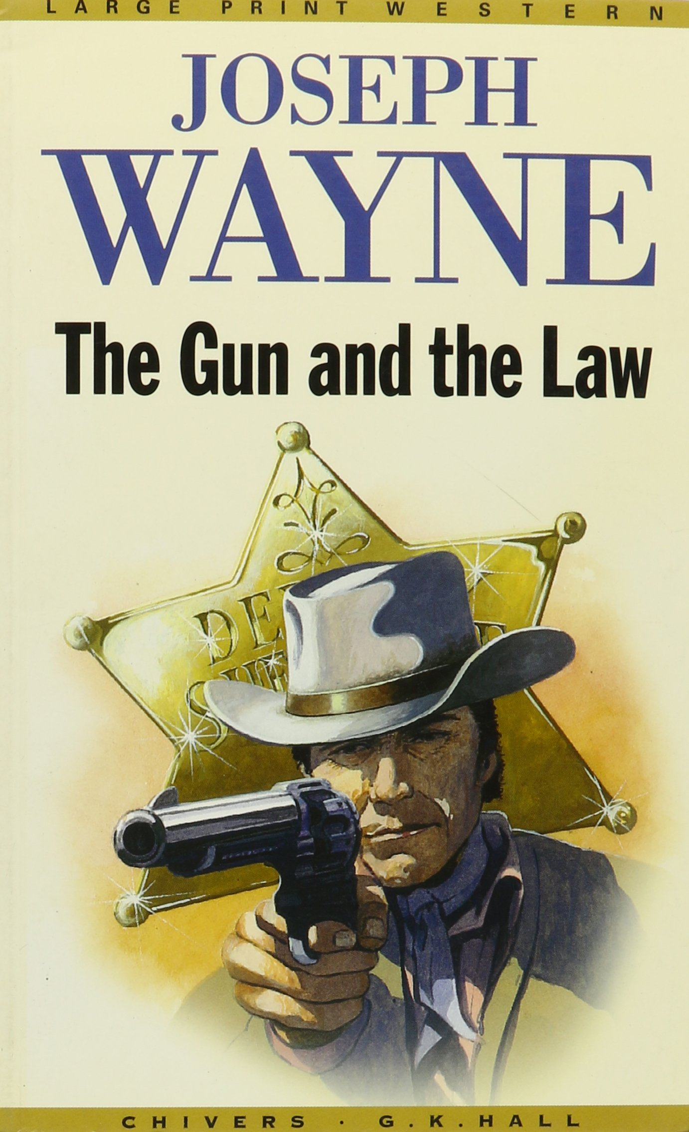 Download The Gun and the Law (G. K. Hall Nightingale Series Edition) PDF