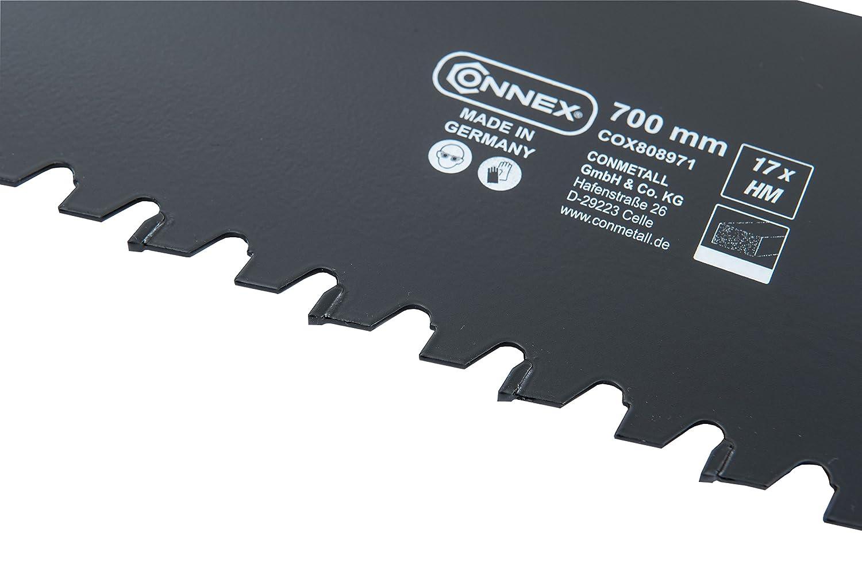 Connex COX808971 Gasbetonsäge 700 700 700 mm 17 Zähne, hartmetallBesteückt, 2-Komponenten-Griff B00CFXX75A   Glücklicher Startpunkt  2debf6