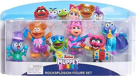 Disney Junior Muppet Babies Rocksplosion Set Mini Figure 6