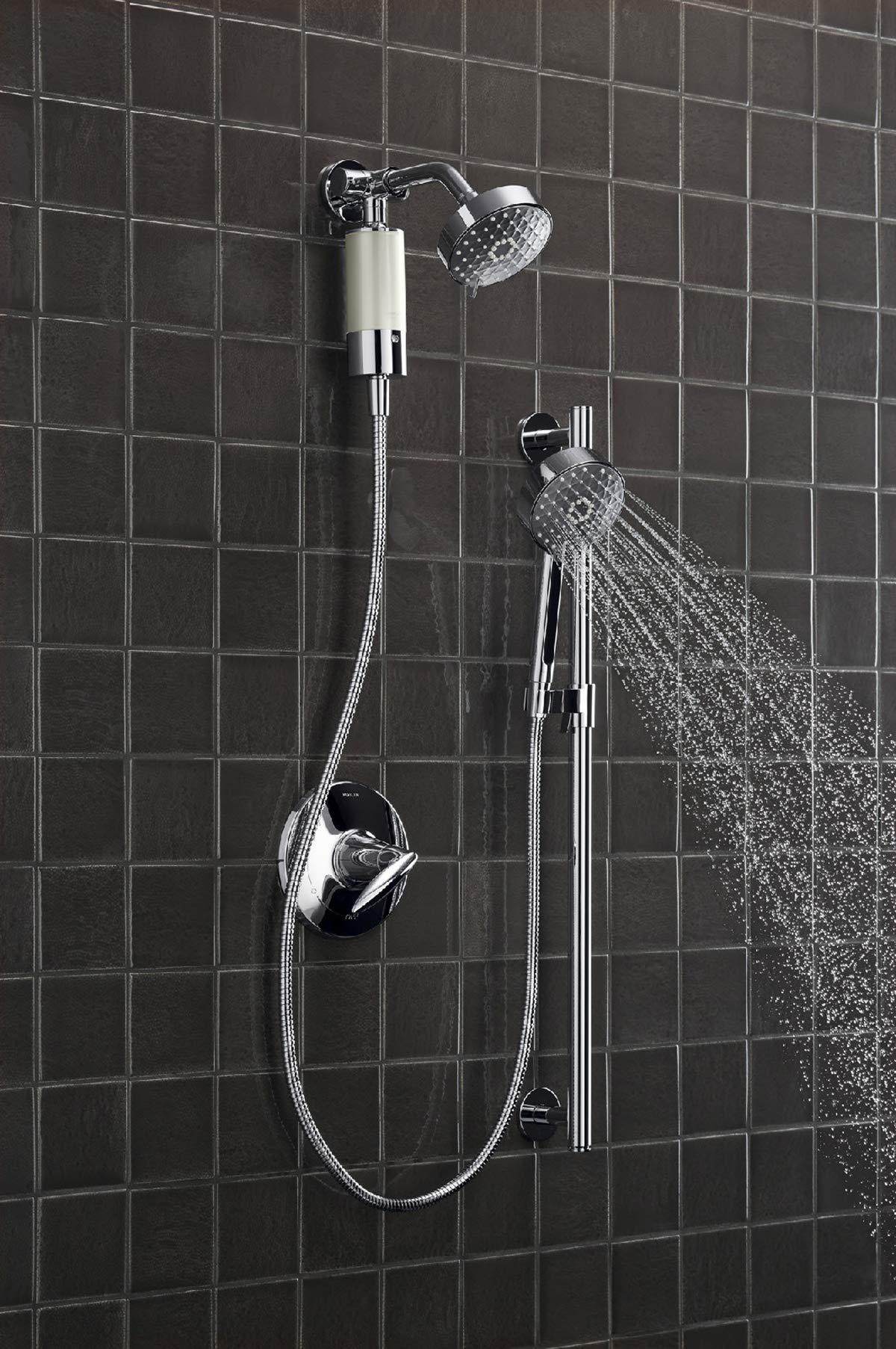 Kohler 30646-CP Aquifer Shower Water Filtration System, Reduce Chlorine and Odor, Includes Filter Replacement by Kohler (Image #9)