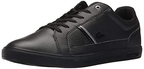 637a8a21be1d Amazon.com   Lacoste Men s Europa 417 1 Sneaker   Fashion Sneakers
