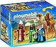 Playmobil Navidad - Playset Reyes Magos (5589)