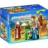 Playmobil - 5589 - Jeu De Construction - Rois Mages Avec Cadeaux