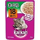 カルカン パウチ 高齢猫用 18歳から まぐろ 70g×16袋入り [キャットフード]