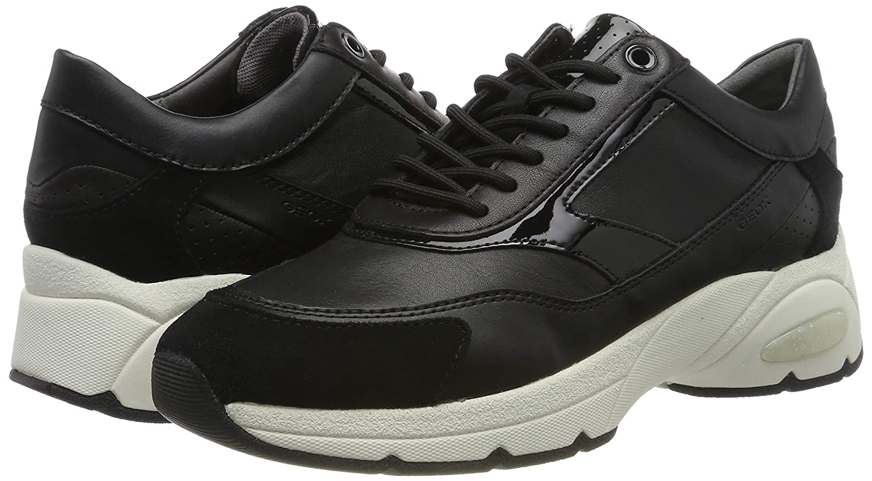 Geox D Alhour A Zapatillas para Mujer